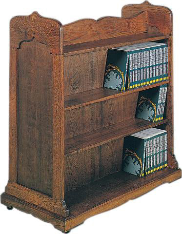 Traditional Hymn Book TrolleyTraditional Hymn Book Trolley