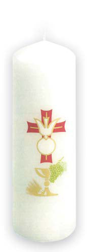 "Communion Candles 6"" X 2""  Individual (Bc04A)Communion Candles 6"" X 2""  Individual (Bc04A)"