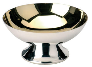 Old English Open Ciborium - Sterling SilverOld English Open Ciborium - Sterling Silver