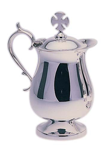 Cruet Jug & Cover-Old English-7 Fl OzsCruet Jug & Cover-Old English-7 Fl Ozs