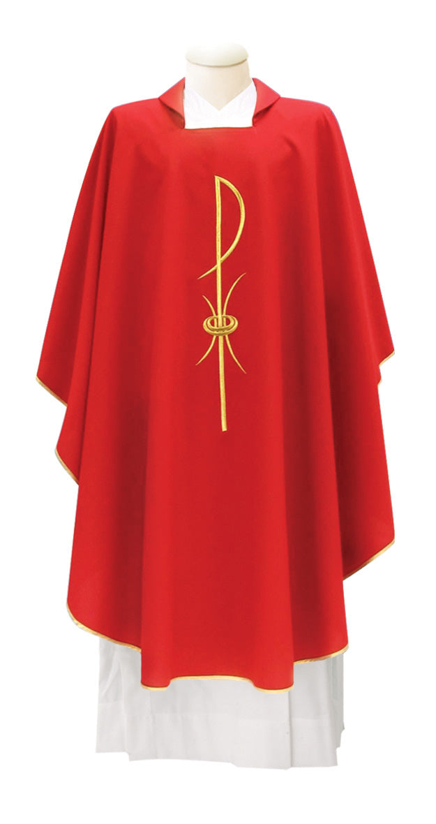 Chasuble Primavera - 1205 - Without Collar