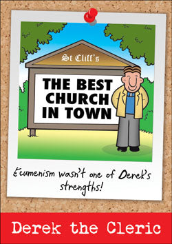 Derek The Cleric - Best ChurchDerek The Cleric - Best Church