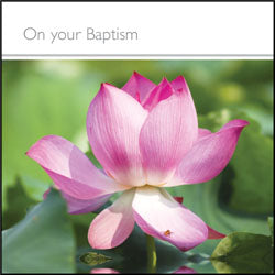 On Your BaptismOn Your Baptism