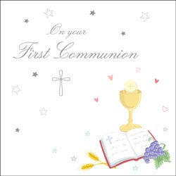 On Your First CommunionOn Your First Communion