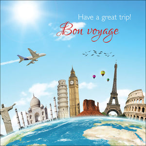 Have A Great Trip - Bon VoyageHave A Great Trip - Bon Voyage