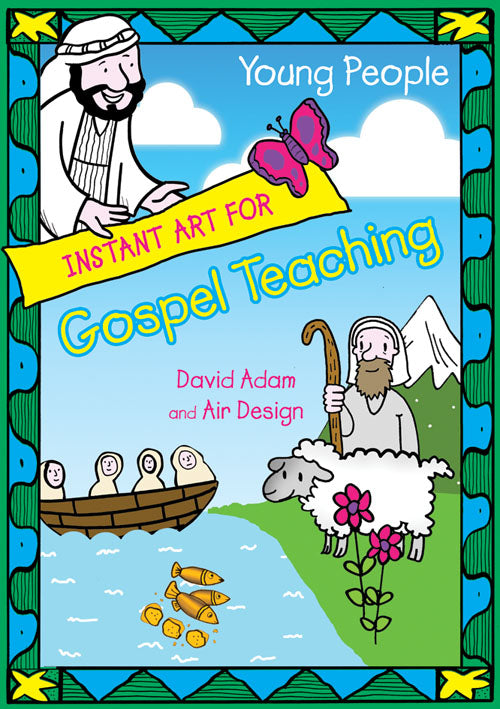 Instant Art For Gospel Teaching - 11+Instant Art For Gospel Teaching - 11+