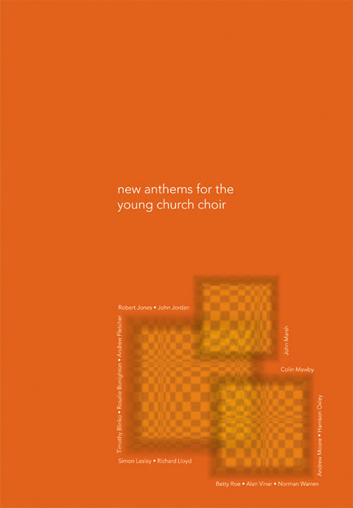 New Anthems For The Young Church ChoirNew Anthems For The Young Church Choir