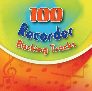 100 Recorder Backing Tracks100 Recorder Backing Tracks