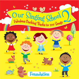 Our Singing School 2 - Foundation Cd SetOur Singing School 2 - Foundation Cd Set