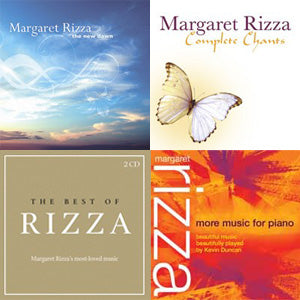 Margaret Rizza Cd BundleMargaret Rizza Cd Bundle