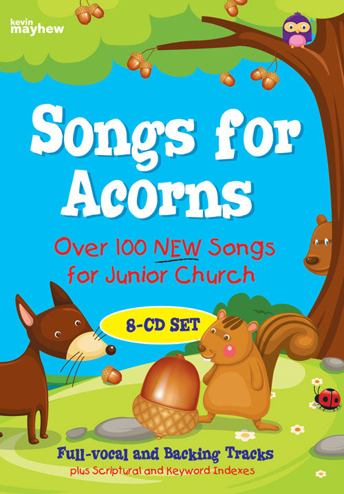 Songs For Acorns - 8Cd SetSongs For Acorns - 8Cd Set