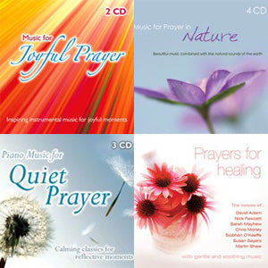 Prayer Cd BundlePrayer Cd Bundle