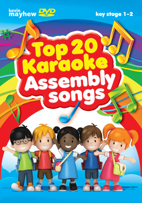 Top 20 Karaoke Assembly SongsTop 20 Karaoke Assembly Songs