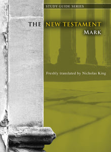 New Testament - MarkNew Testament - Mark