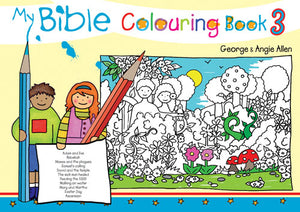 My Bible Colouring Book 3My Bible Colouring Book 3