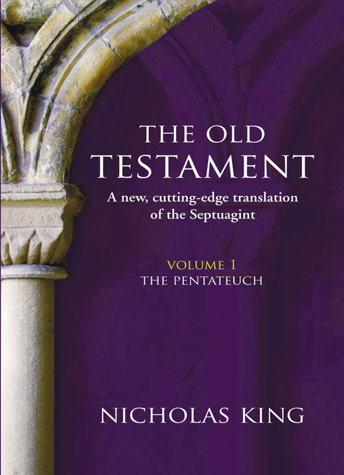 The Old Testament Volume 1: The Pentateuch - Hardback EditionThe Old Testament Volume 1: The Pentateuch - Hardback Edition