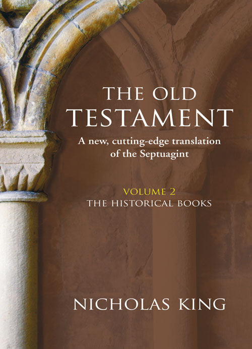 The Old Testament Vol.2 - Historical Books HardbackThe Old Testament Vol.2 - Historical Books Hardback