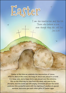 Poster - Easter A3Poster - Easter A3