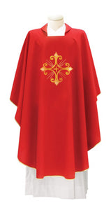 Dalmatic Emblazon (351) - Round Neck