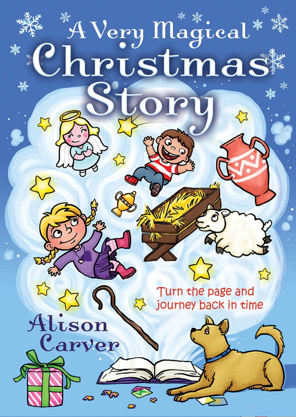 A Very Magical Christmas Story Book And Cd New For 2019 Cd OnlyA Very Magical Christmas Story Book And Cd New For 2019 Cd Only