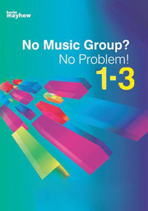 No Music Group? No Problem! - Cd Set 1-3No Music Group? No Problem! - Cd Set 1-3