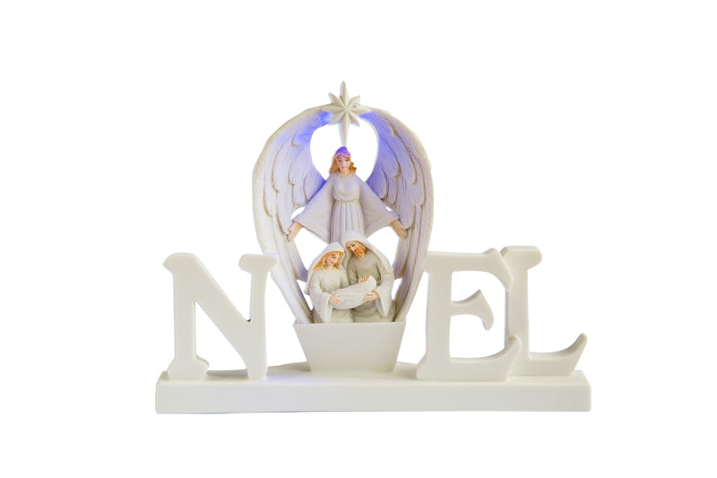 "Noel Nativity - Resin Nativity 6"" X 8""Noel Nativity - Resin Nativity 6"" X 8"""