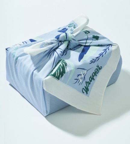 Holiday Gift Guide - Zero Waste Gift Wrap
