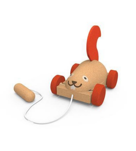 Holiday Gift Guide - Squirrel Pull Toy