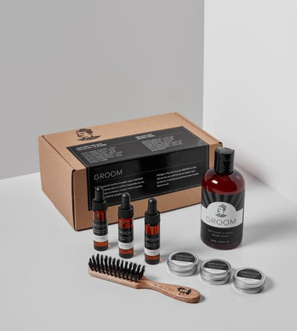 Holiday Gift Guide - Beard Care Set