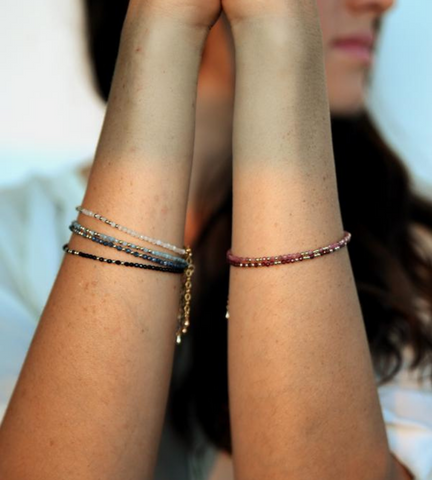 Holiday Gift Guide - Beaded Bracelets