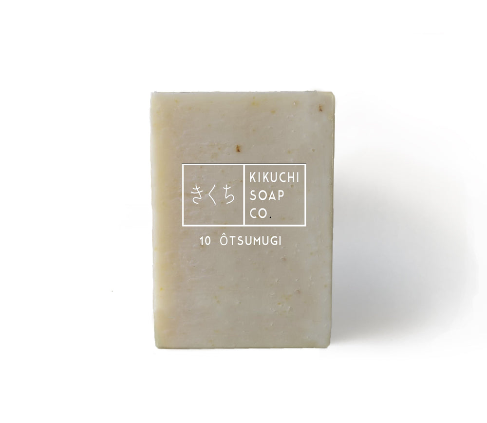 010 Ôtsumugi - Botanical Bar Soap
