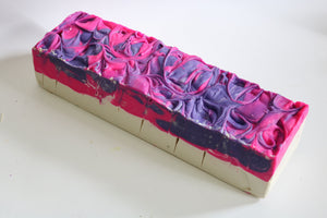 Load image into Gallery viewer, French Lavender Handcrafted Artisan Bar Soap