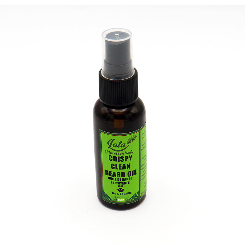 Crispy Clean Beard Oil