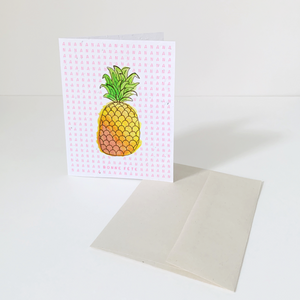 Load image into Gallery viewer, Pineapple | Card