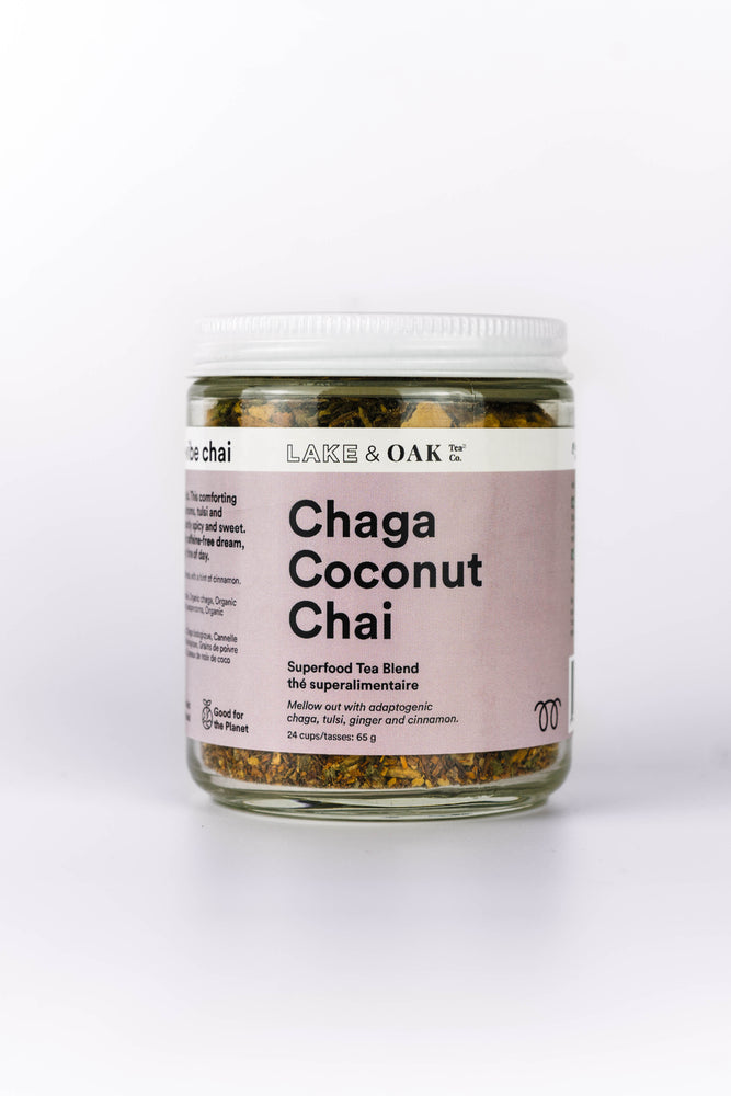 Load image into Gallery viewer, Chaga Coconut Chai