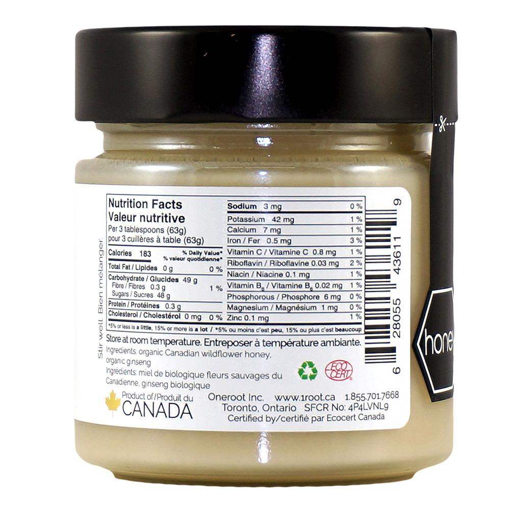 Load image into Gallery viewer, Organic Ginseng Honey - 300g