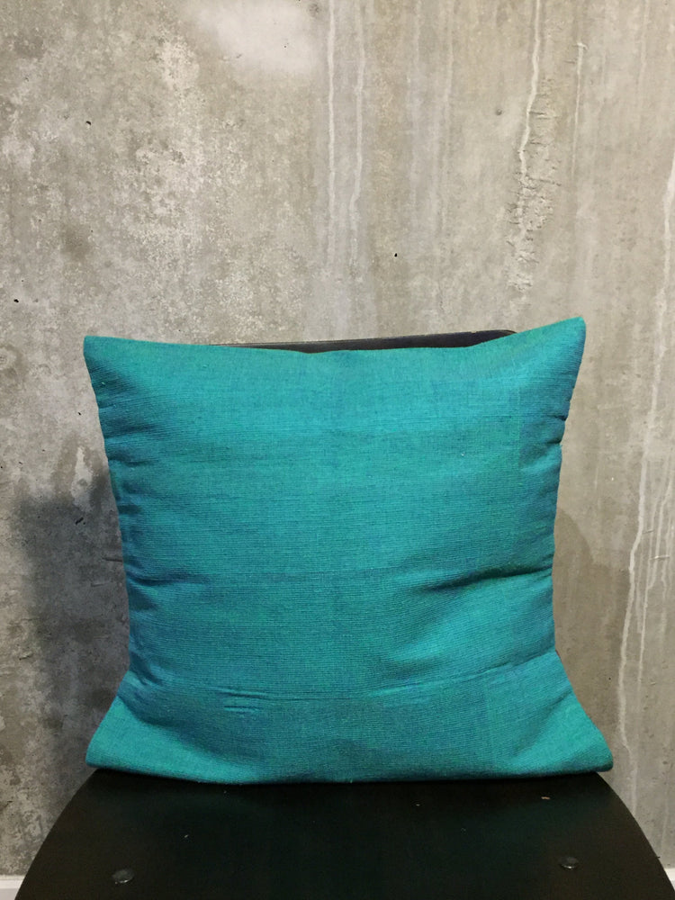 Load image into Gallery viewer, Handwoven Egyptian Cotton Cushion Cover - Solid Color