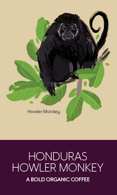 Load image into Gallery viewer, Honduras Howler Monkey - 12 oz, Whole Bean