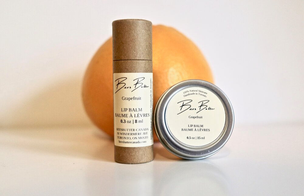 Load image into Gallery viewer, Grapefruit Lip Balm