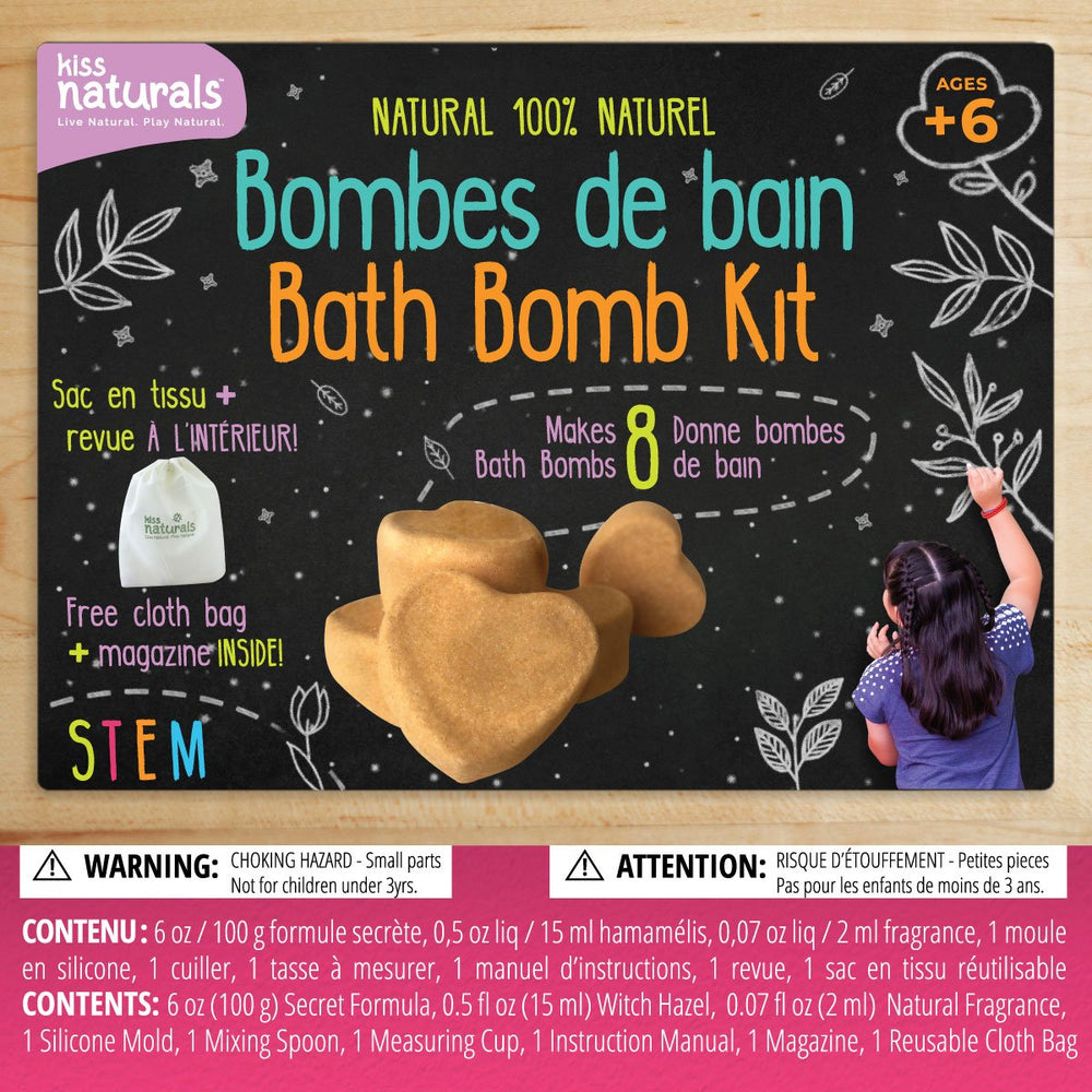 DIY Bath Bomb Kit - Charity Edition