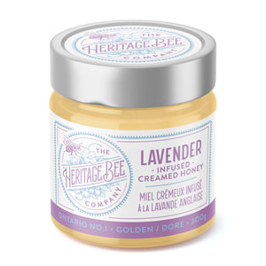 Load image into Gallery viewer, LAVENDER Creamed Honey