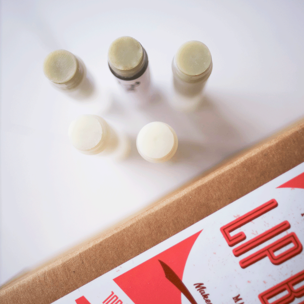 Load image into Gallery viewer, DIY Organic Lip Balm Kit