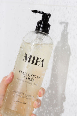 Load image into Gallery viewer, EUCALYPTUS COCO Body Wash