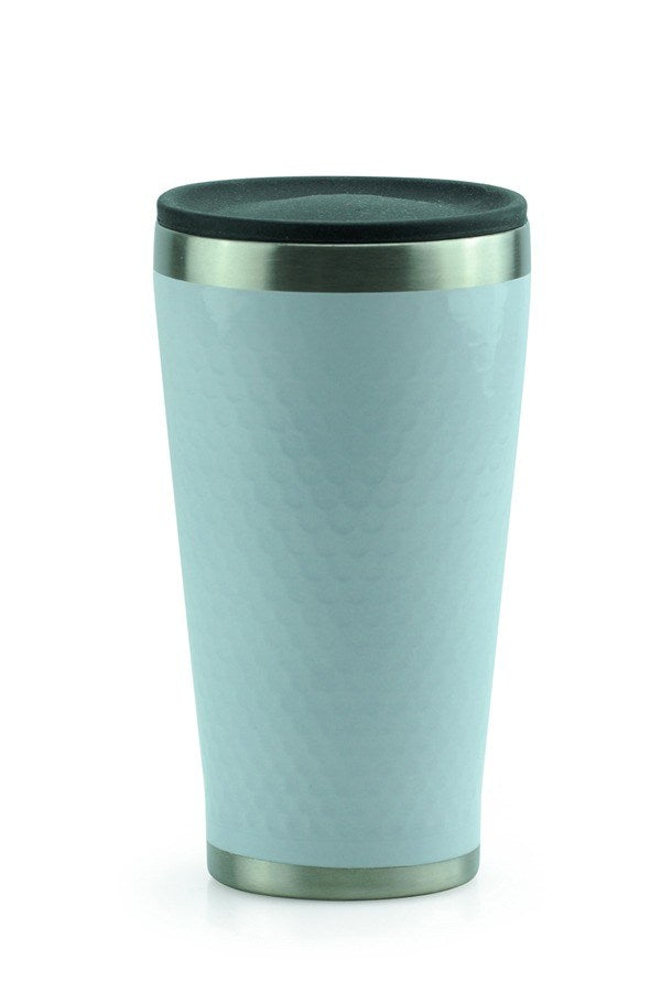 Minimal Insulated Tumbler, White, 12oz