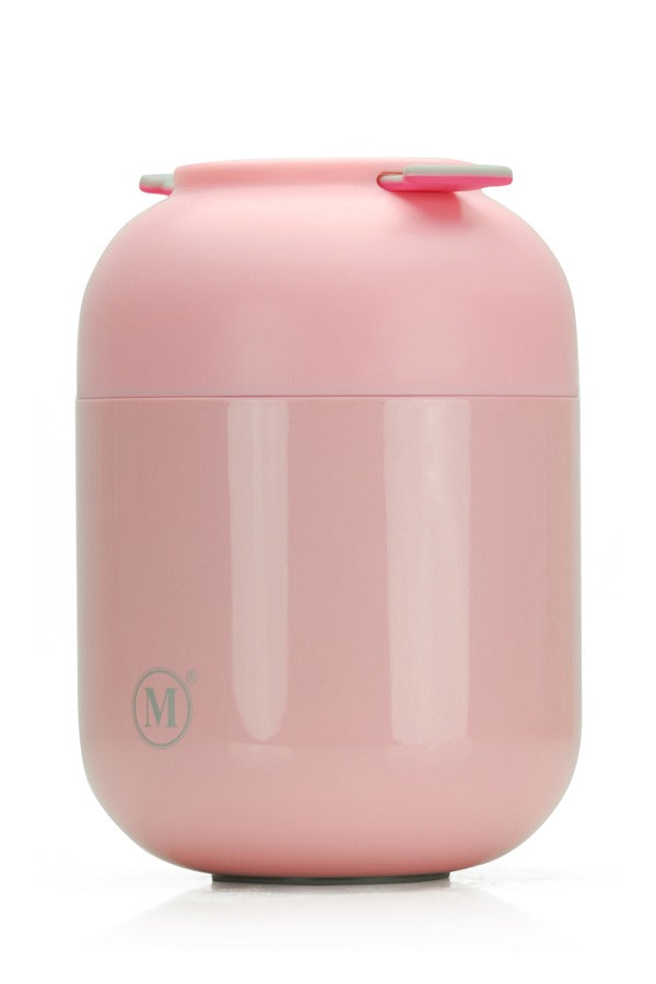 Minimal Insulated Food Jar V2, 24oz, Rose