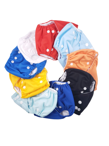 Little Bum Diapers + Wipes