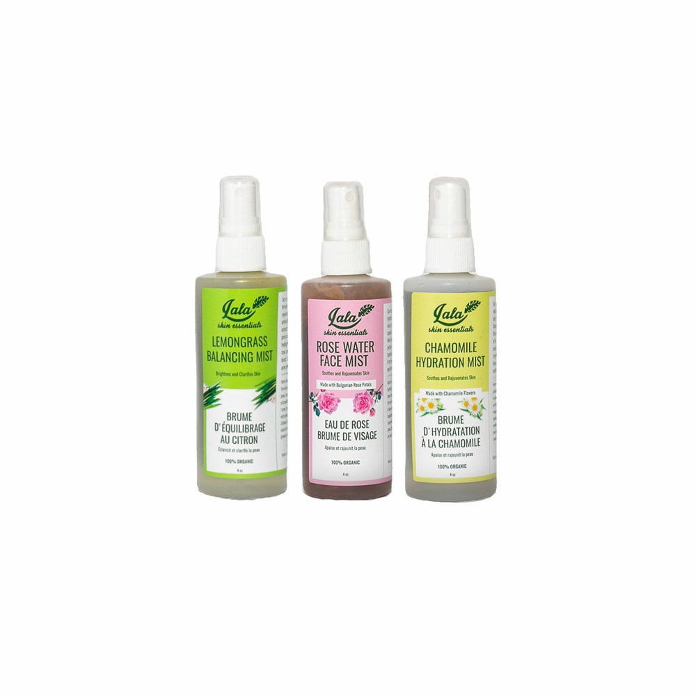 Rejuvenating Face Mists Set