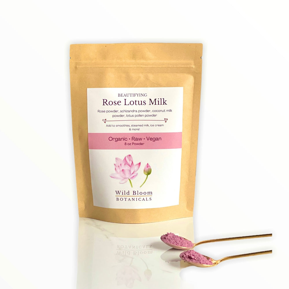 Rose Lotus Milk