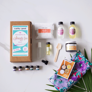 Load image into Gallery viewer, DIY Serenity Spa Kit