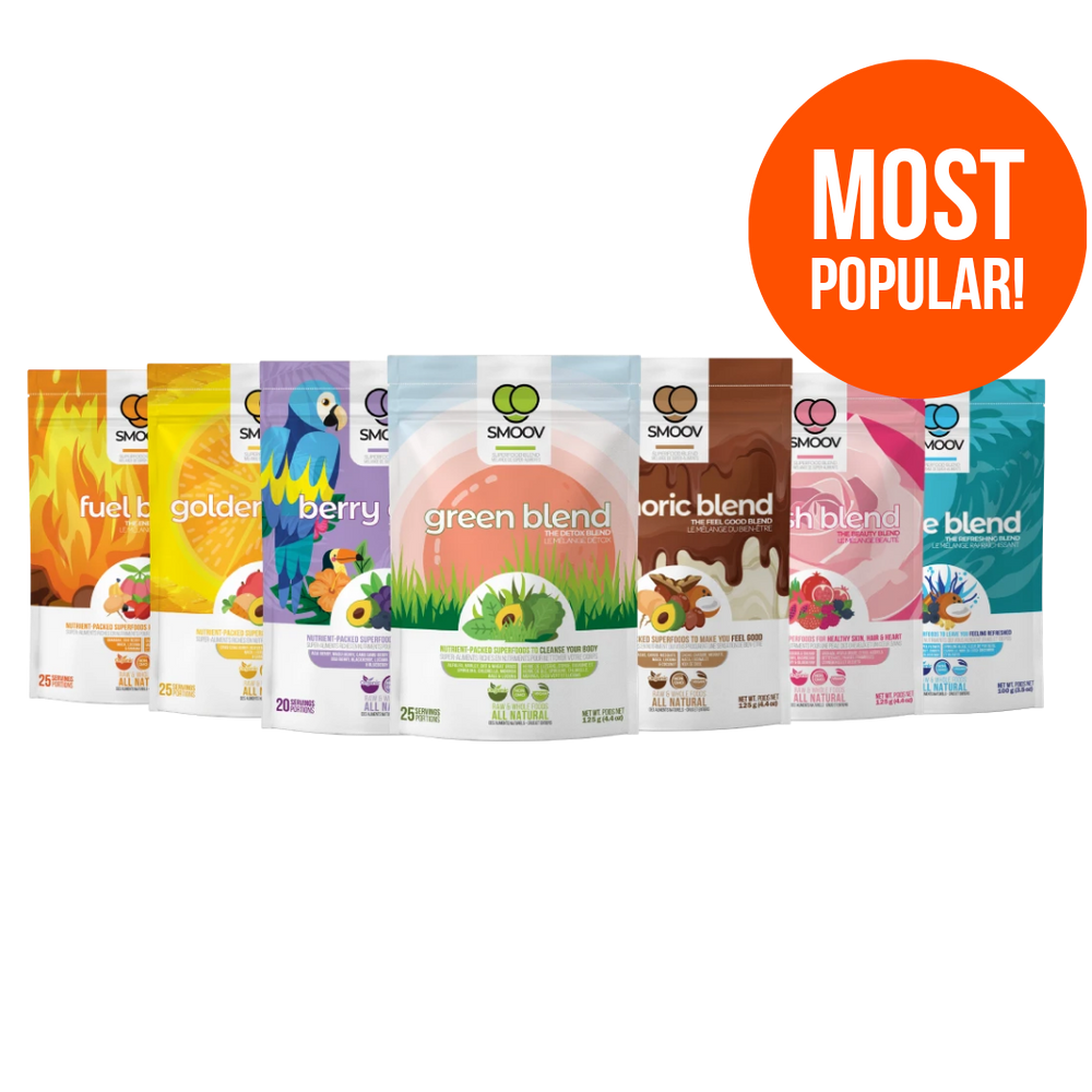 Superfood Powder - ultimate health bundle